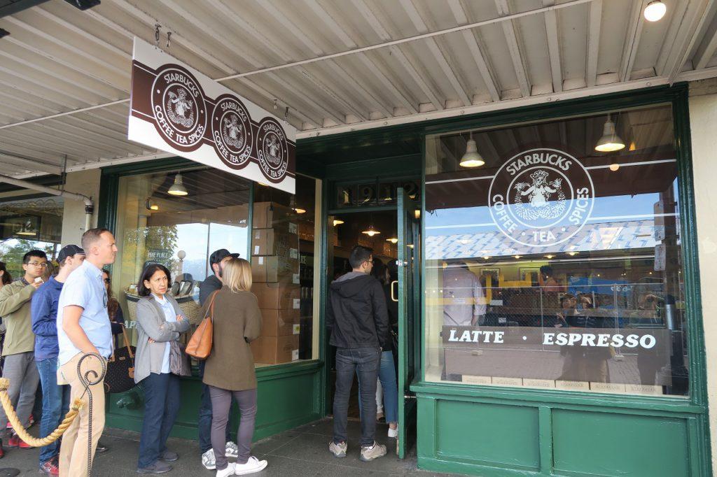 【アメリカ】聖地シアトルで行くべきスターバックス案内