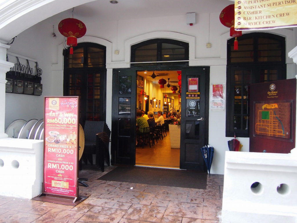 コピティアムとは典型的なマレーシアのカフェ