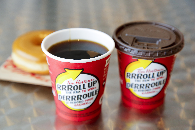 カナダに行ったら一度は飲んでおきたい「ティム・ホートンズ」のコーヒー。