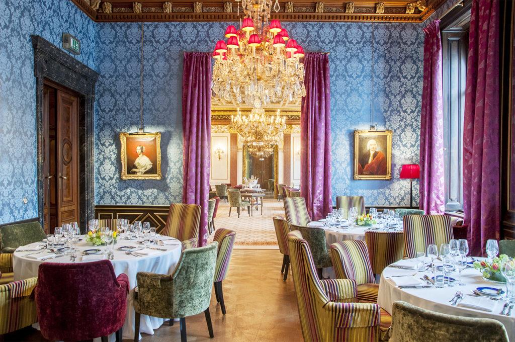 【オーストリア】カフェハウス『ゲルストナー』エリザベートが愛したカフェハウス・・・